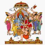 శ్రీరామాయణ సంగ్రహం – యుద్ధకాండ